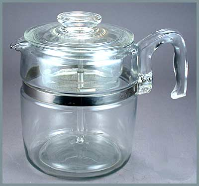 Pyrex Coffee Maker How To Use : Eclectisaurus Vintage Appliances Page 16