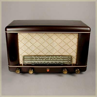 Vintage Radio Museum 110